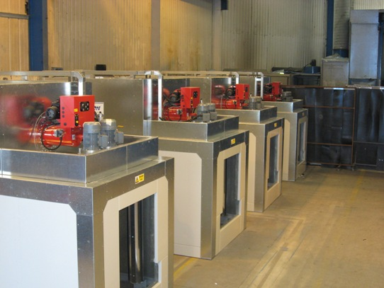 Industrial Curing Ovens from Airflow Group